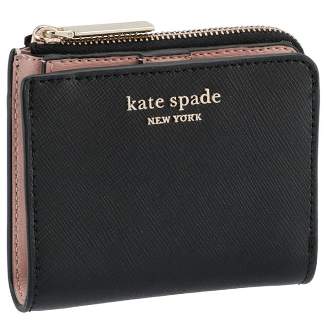 ケイトスペード KATE SPADE 2020年秋冬新作 二つ折り財布 ミニ財布 スペンサー スモール バイフォールドウォレット PWRU7853 0007 001