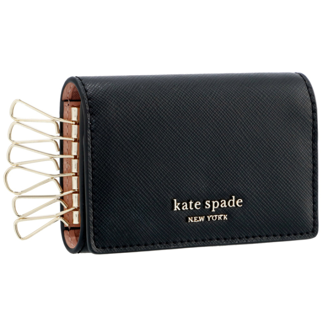 ケイトスペード KATE SPADE キーケース スペンサー SPENCER サフィアーノ 6連キーケース PWRU7921 0007 001