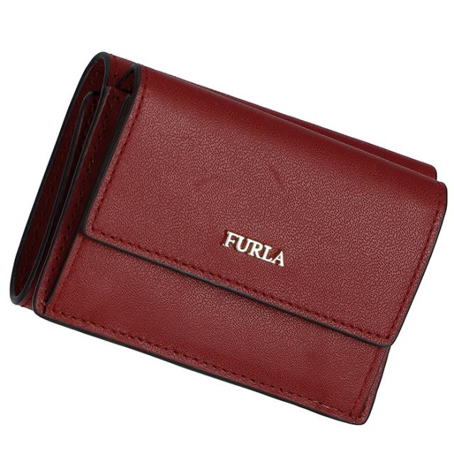 フルラ FURLA 2019年春夏新作 財布 三つ折り財布 ミニ財布 バビロン BABYLON 三つ折り財布 PZ12 E35 CGQ