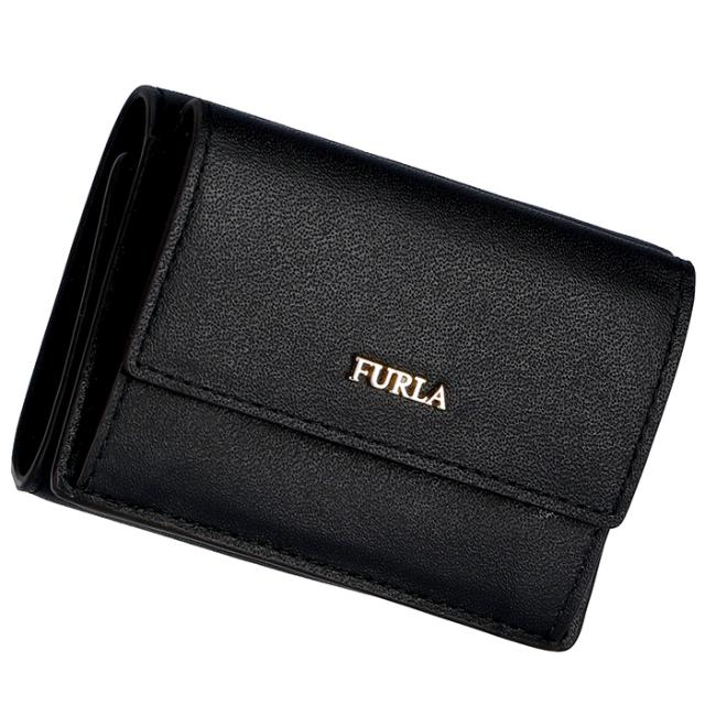 フルラ FURLA 2019年春夏新作 財布 三つ折り財布 ミニ財布 バビロン BABYLON 三つ折り財布 PZ12 E35 O60