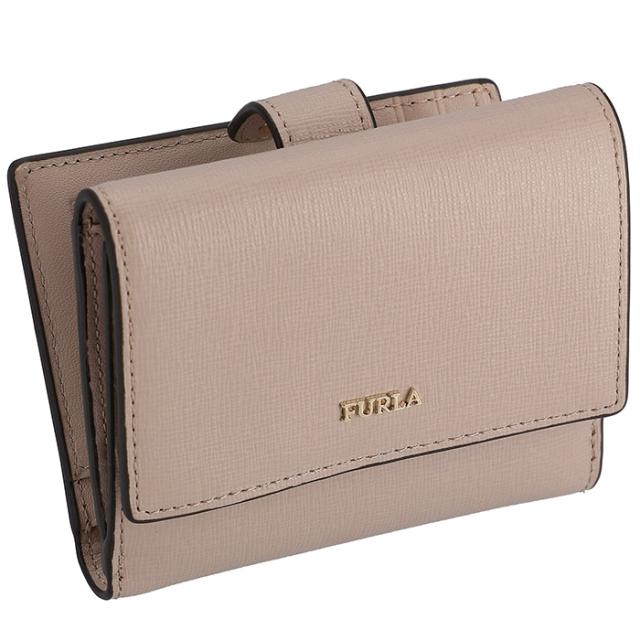 フルラ FURLA 2020年春夏新作 二つ折り ミニ財布 バイフォールド ウォレット BABYLON バビロン 993880 二つ折り財布 PZ57 B30 TUK