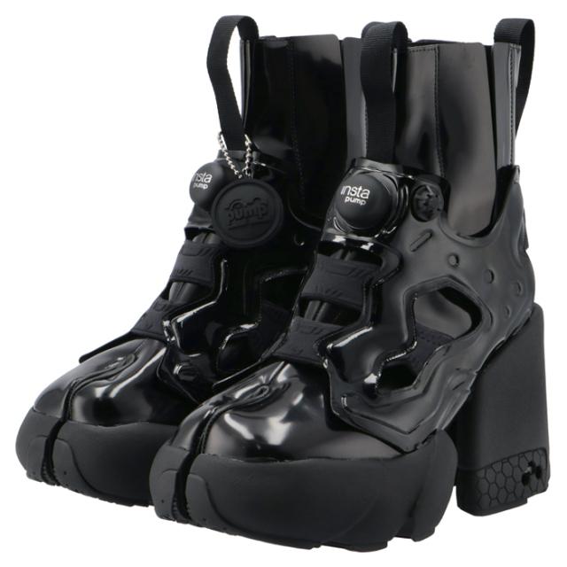 メゾン マルジェラ MAISON MARGIELA Reebok Tabi Instapump Fury Hi ブーツ S34WU0023 P3801 H8382