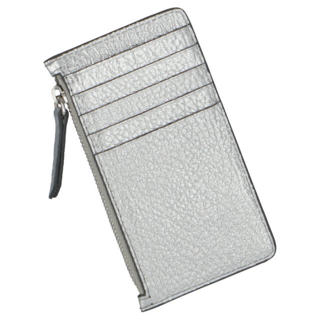 メゾン マルジェラ 2020年春夏新作 カードホルダー&コインケース ポケット付き カードケース ジップ付き財布 S56UI0143 PR695 T9002