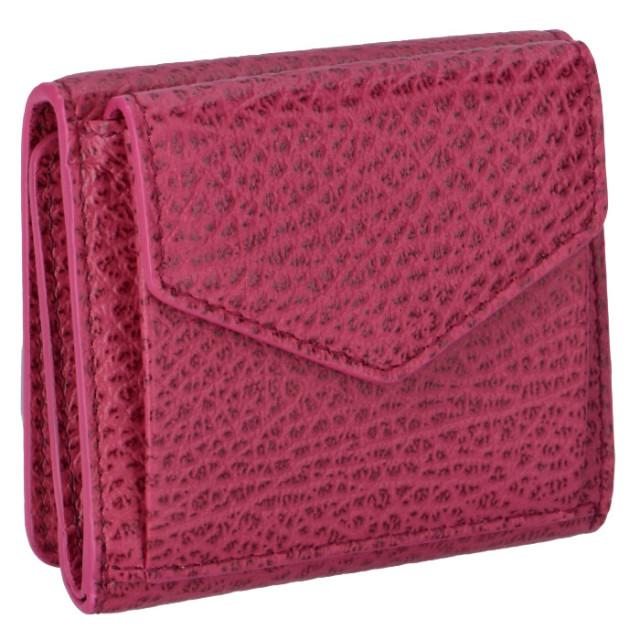 メゾン マルジェラ トリフォールド レザー ウォレット 三つ折り財布 S56UI0150 P0399 T4329【06-SS】