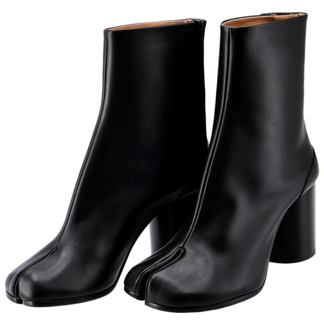 メゾン マルジェラ MAISON MARGIELA 2019年秋冬新作 Tabi タビブーツ 足袋ブーツ 靴 ショートブーツ S58WU0260 PR516 T8013