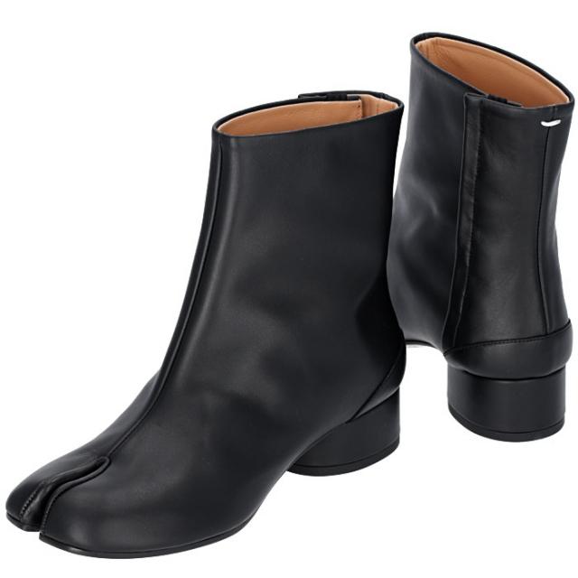 メゾン マルジェラ MAISON MARGIELA 2019年秋冬新作 Tabi タビブーツ 足袋ブーツ ショートブーツ S58WU0273 PR516 T8013