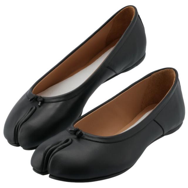 メゾン マルジェラ MAISON MARGIELA Tabi タビ 足袋 バレエシューズ 靴 フラットシューズ S58WZ0042 PR516 T8013