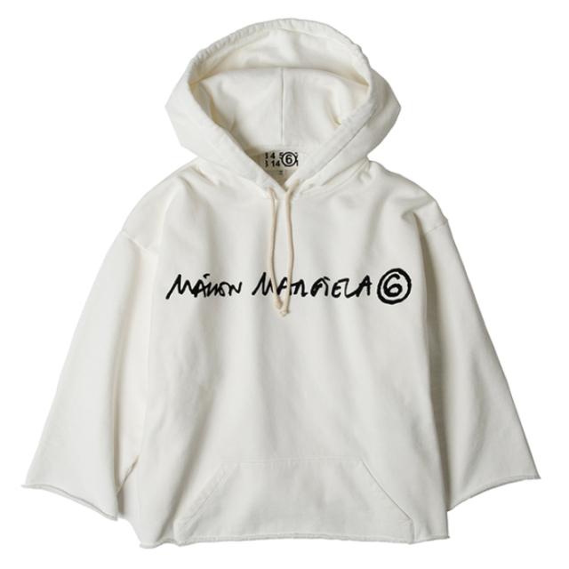 エム エム シックス メゾン マルジェラ MM6 MAISON MARGIELA スウェットシャツ パーカー フーディ S62GU0046 S25337 101