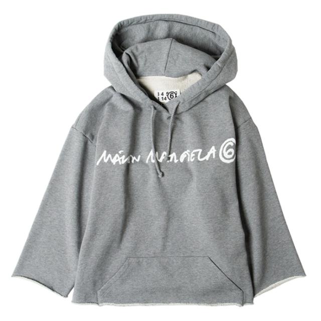 エム エム シックス メゾン マルジェラ MM6 MAISON MARGIELA スウェットシャツ パーカー フーディ S62GU0046 S25337 851M