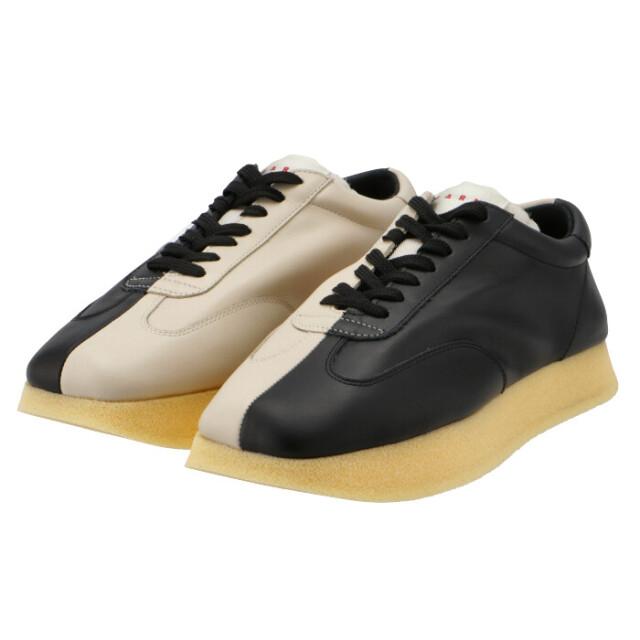 マルニ MARNI スニーカー レディース シューズ 靴 ブラック系 SNZW010502 P3746 ZN096
