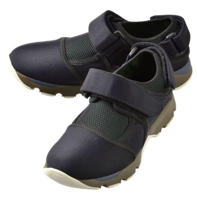 マルニ MARNI 靴 スニーカー ナイロン SNZWV04G02 TCR86 ZI815-0