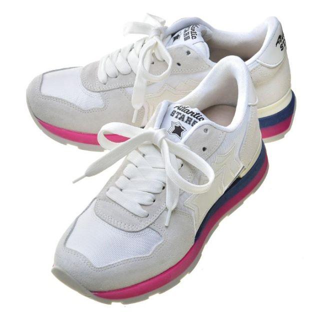 アトランティックスターズ ATLANTIC STARS 靴 スニーカー VEGA TOTW62B