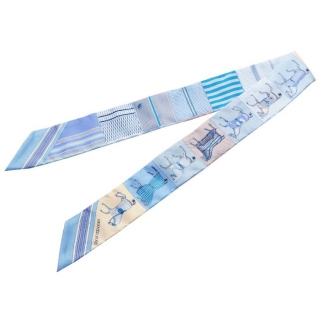 エルメス HERMES ツイリー スカーフ TWILLY TWILL スカーフ