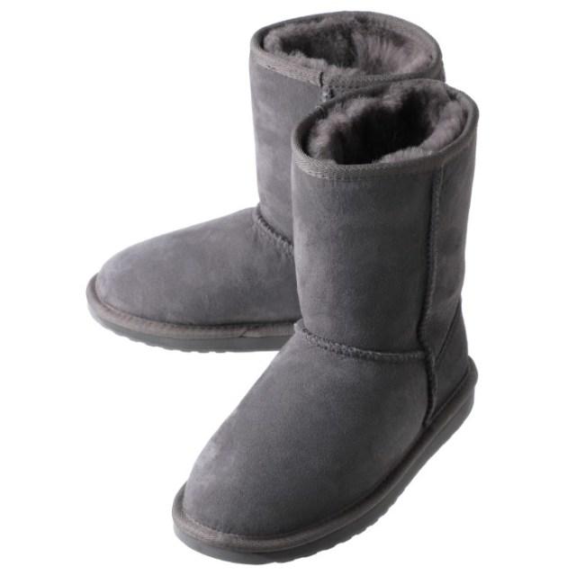 エミュ EMU 2018年秋冬新作 エミュー ブーツ ムートン シューズ STINGER LO スティンガーロー  靴 ムートンブーツ W10002