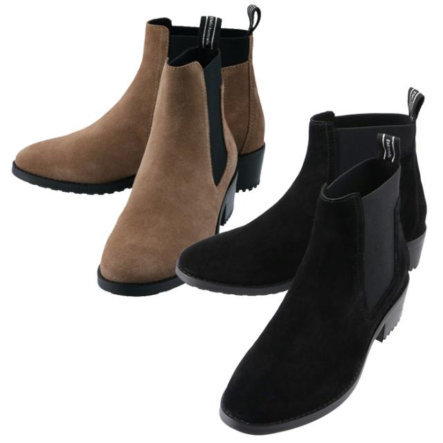 エミュ EMU 2020年秋冬新作 サイドゴアブーツ Borden 防水加工 ウォータープルーフ  靴 サイドゴアブーツ W12398