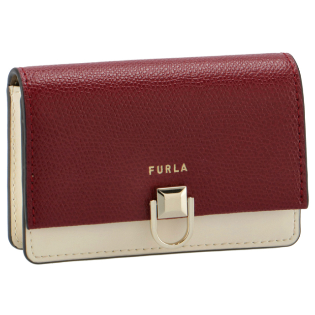 フルラ FURLA 2021年春夏新作 二つ折り カードケース 名刺入れ MISS MIMI' S カードケース WP00054 A0295 0306S