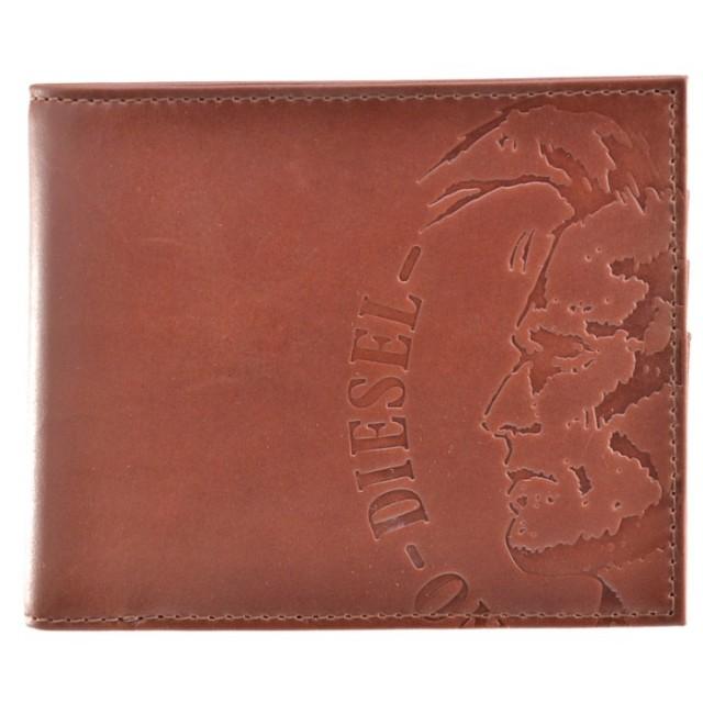 ディーゼル DIESEL 2017年秋冬新作 財布 メンズ 二つ折り財布 HIGH PROFILEE 二つ折り財布 X04763 PR160 T2166