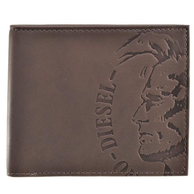 ディーゼル DIESEL 2017年秋冬新作 財布 メンズ 二つ折り財布 HIGH PROFILEE 二つ折り財布 X04763 PR160 T8014