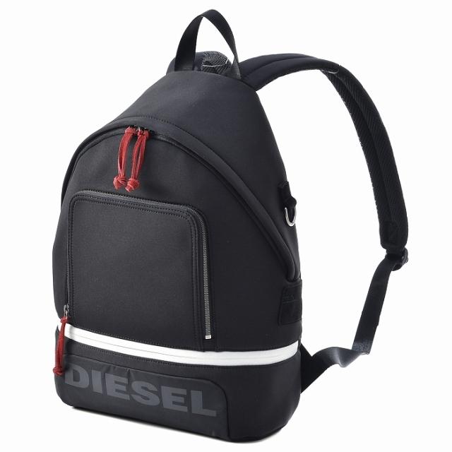 ディーゼル DIESEL 2017年秋冬新作 リュック メンズ バッグF-SCUBA バックパック X04807 P1376 T8013