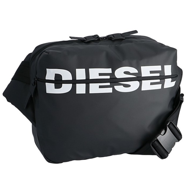 ディーゼル DIESEL 2019年秋冬新作 ボディバッグ ベルトバッグ メンズ ウエストバッグ メンズ ボディバッグ X05476 P1705 T8013