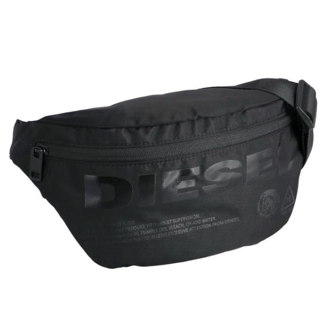 ディーゼル DIESEL ボディバッグ ベルトバッグ メンズ ウエストバッグ メンズ ウエストポーチ X06090 P2249 H5067