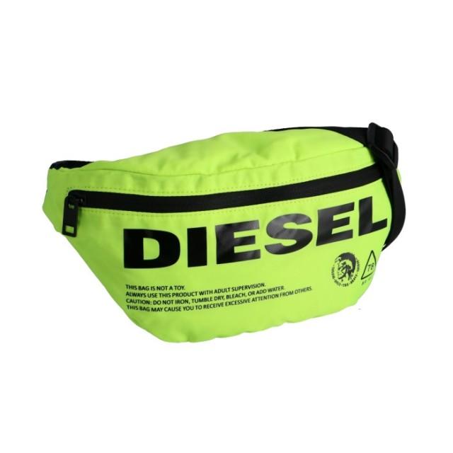 ディーゼル DIESEL 2019年秋冬新作 ボディバッグ ベルトバッグ メンズ ウエストバッグ メンズ ウエストポーチ X06090 P2249 H5221
