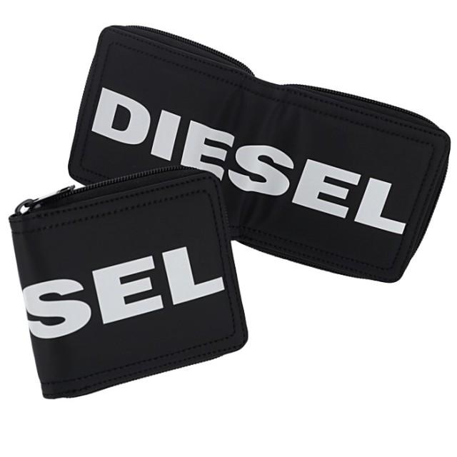 ディーゼル DIESEL 2019年秋冬新作 財布 メンズ 二つ折り メンズ 二つ折り財布 X06290 P2249 T8013
