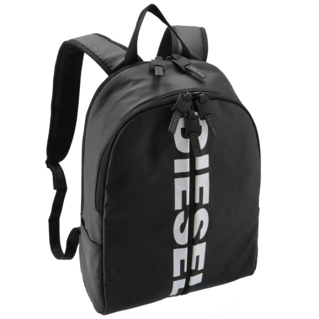 ディーゼル DIESEL バックパック リュックサック メンズ ブラック X06330 P1705 T8013