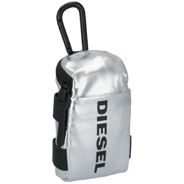 ディーゼル DIESEL スモールポーチ クリップオン ミニバッグ メンズ ポーチ X06484 P2540 T9002【06-SS】