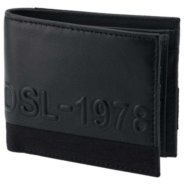 ディーゼル DIESEL 2020年春夏新作 メンズ 財布 二つ折り HIRESH S METROPOLY メンズ 二つ折り財布 X06737 PR253 T8013