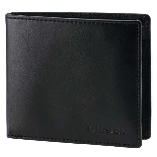 ディーゼル DIESEL 2020年秋冬新作 メンズ 財布 二つ折り HIRESH S RONZO メンズ 二つ折り財布 X06751 PR013 T8013