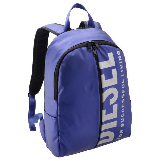 ディーゼル DIESEL メンズ バックパック BOLDMESSAGE リュックサック ブルー系 X07343 P3188 T6026