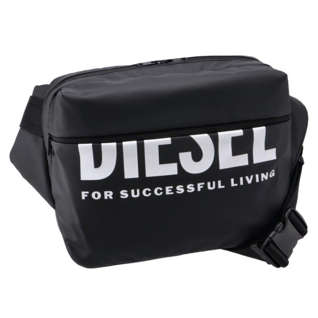 ディーゼル DIESEL 2020年秋冬新作 メンズ ベルトバッグ BOLDMESSAGE ボディバッグ メンズ ボディバッグ X07346 P3188 T8013