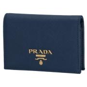 プラダ PRADA 2020年春夏新作 財布  二つ折り サフィアーノ 二つ折り財布 1MV021 QWA 016