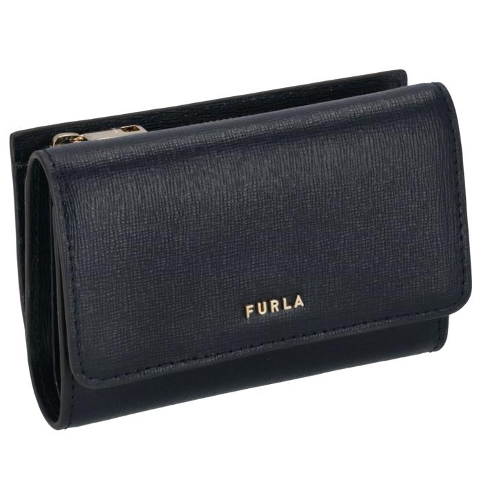フルラ FURLA 2020年春夏新作 財布 三つ折り財布 バビロン BABYLON 1056943 三つ折り財布 PCZ0 B30 07A