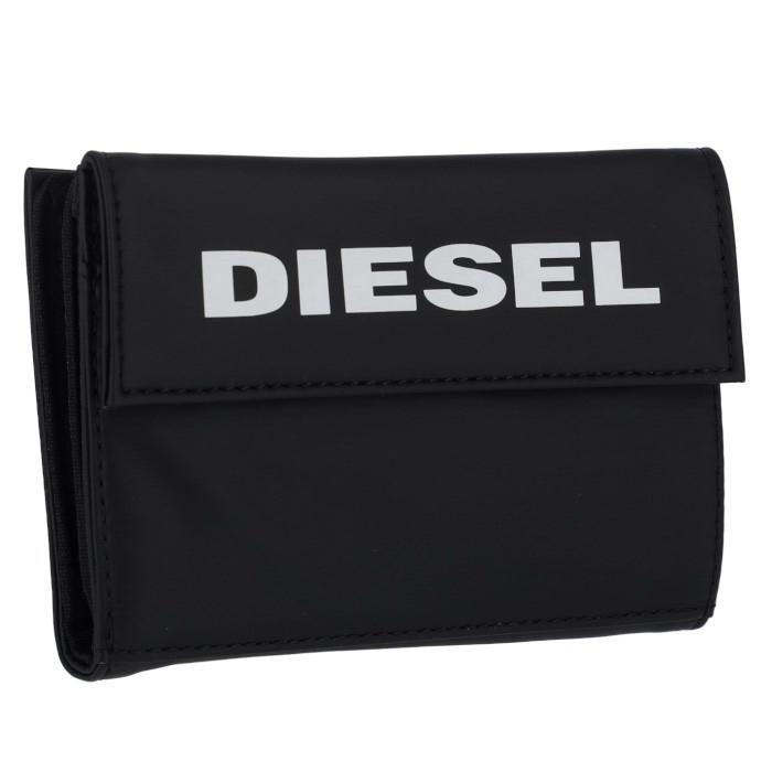 ディーゼル DIESEL 2019年秋冬新作 財布 メンズ 二つ折り キーリング付き メンズ 二つ折り財布 X06291 P2249 T8013