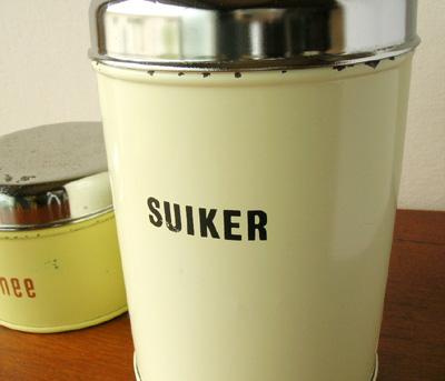 ac0069 Brabantia SUIKER 缶