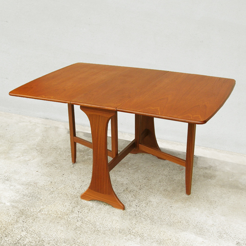 G-PLANゲートレッグテーブル
