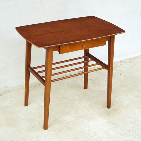 ナイトテーブル 北欧ヴィンテージ家具