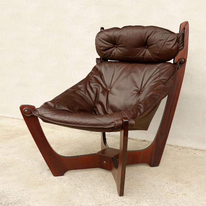 ビンテージ椅子LUNAチェア