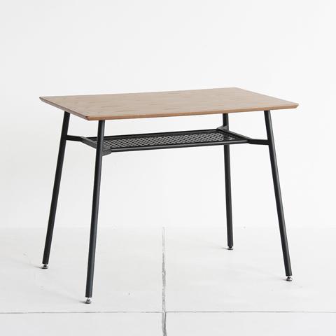 オーク天板ダイニングテーブル幅90cm