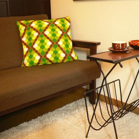 ac0150ヴィンテージファブリックリメイクのクッションカバー*amber design*北欧家具やビンテージ雑貨等のインテリア通販