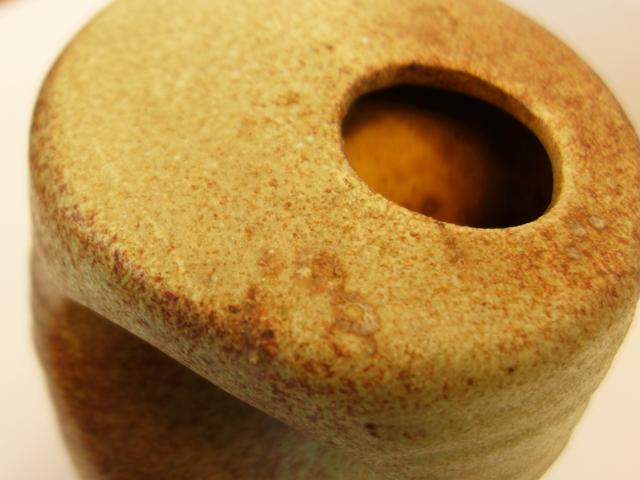 アンティーク陶器 フラワーベース