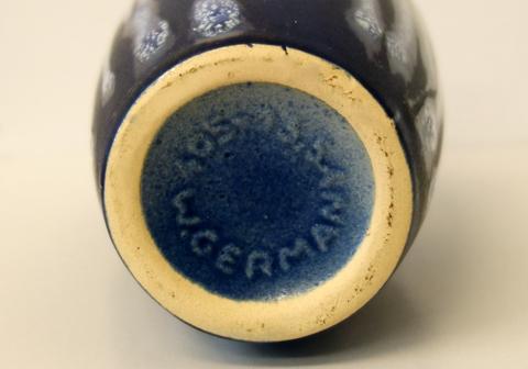 西ドイツ製陶器 刻印