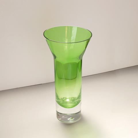 ガラス花瓶 ヴィンテージ