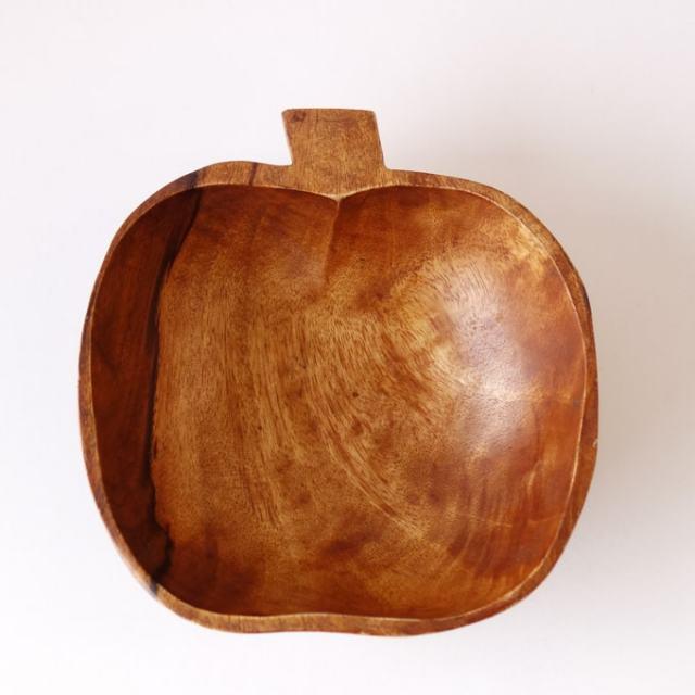 ウッドボウル リンゴ