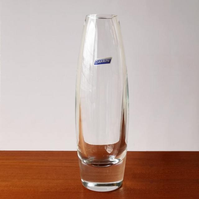 ドイツ製ガラスベース 高さ28cm