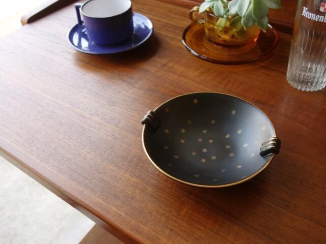 オランダのアンティーク皿 ボウル
