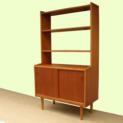 ft0277ブックシェルフ(本棚)*amber design北欧中古家具やビンテージ雑貨等インテリア通販