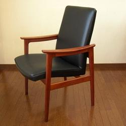 北欧ヴィンテージ椅子 イージーチェア